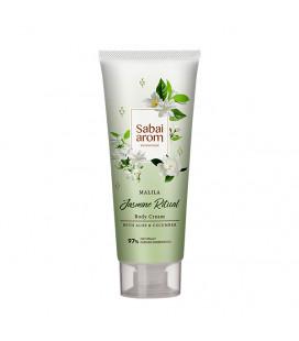Sabai-arom Jasmine Ritual Body Cream, 200 g
