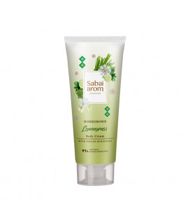 Sabai-arom Homegrown Lemongrass Body Cream 200 g