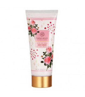 Sabai-arom Rose de Siam Body Cream, 200 g