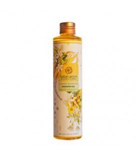 Sabai-arom Siamese Blossoms Shower Gel, 200 ml