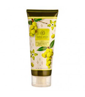 Sabai-arom Zesty Star Gooseberry Body Cream, 200 g