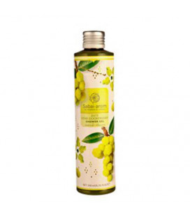 Sabai Arom Zesty Star Gooseberry Shower Gel, 200 ml