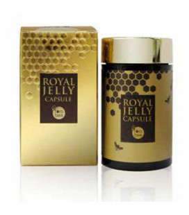 Fora Bee Royal Jelly Capsules, 100 pieces