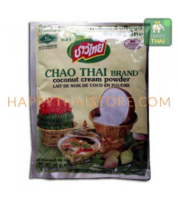 [Chao Thai] Coconut cream powder, 60 g