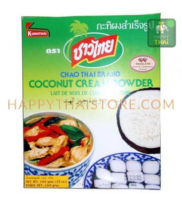 [Kornthai] Кокосовое молоко сухое Chao Thai, 160 г