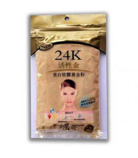 Liyanshijia Active Gold Mask Powder 24K, 50 g