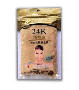 Liyanshijia Маска для лица с 24К золотом от морщин, 50 г