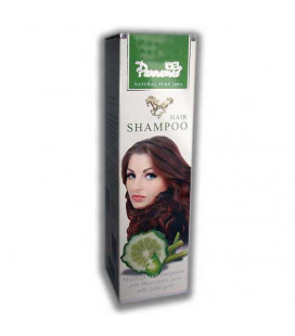 Pannamas Shampoo Moringa and Bergamot, 365 ml