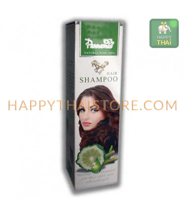 [Pannamas] Shampoo Moringa&Bergamot, 365 ml