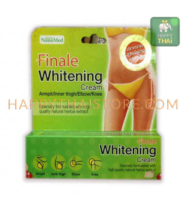 [NanoMed] Whitening Body Cream, 30 g