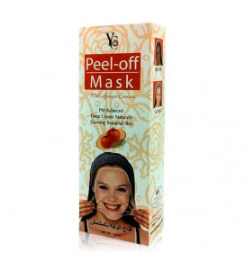 BeautyLine Peel-off Mask with Apricot extract, 120 ml