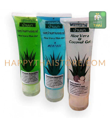 Nadear Moisturizing Aloe Vera gel, 100 g