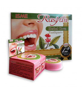 RasYan Toothpaste with Cloves and Mint, round, 25 g
