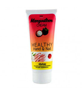 Banna Cream for hands and nails with mangosteen, 200 ml