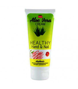Banna Cream for hands and nails with Aloe Vera, 200 ml