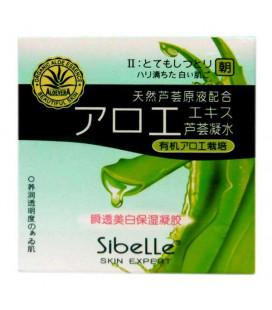 Sibelle Интенсивно увлажняющий крем с органическим алое и коллагеном, 55 г
