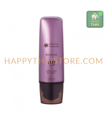Oriental Princess Beneficial BB Secret Perfect Cover with SPF37 PA++, 35 g