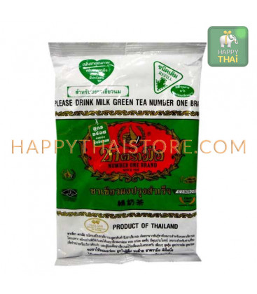 Thai emerald green milk tea, 200 g