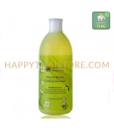 Oriental Princess Шампунь для нормальных и жирных волос, 400 мл