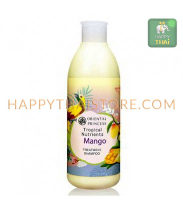 Oriental Princess Tropical Nutrients Mango Treatment Shampoo, 250 ml