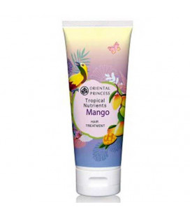 Oriental Princess Tropical Nutrients Mango Hair Treatment, 200 g
