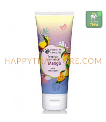 Oriental Princess Tropical Nutrients Mango Hair Treatment, 200 g