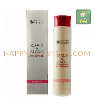 Oriental Princess Repair & Rescue Anti Damaged Shampoo, 230 ml