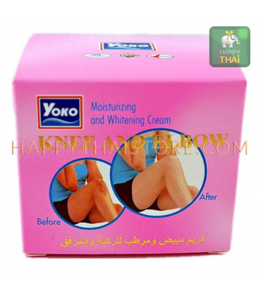 YOKO Knee And Elbow Whitening Cream, 50 g