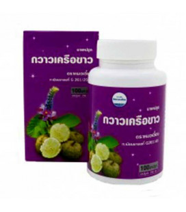 Kongka Herb Capsules for breast enlargement Pueraria Mirifica, 60 g