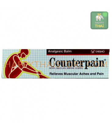 Обезбаливающий бальзам Counterpain, 30 г