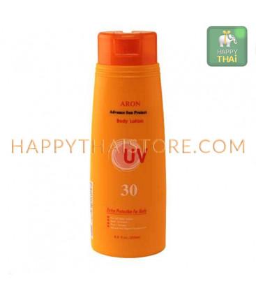 Aron Солнцезащитный лосьон UV30, 250 мл
