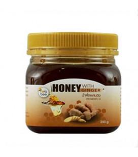 Fora Bee Лонгановый мед с имбирем, 250 г
