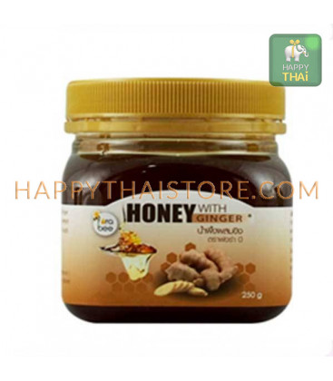 Fora Bee Honey with Ginger, 250 g