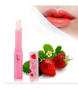 Mistine Pink Magic Lip plus Vitamin E Strawberry, 1,7 g
