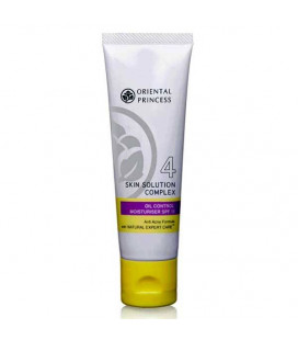Oriental Princess Skin Solution Complex Anti Acne Oil Control Moisturiser, 50 g