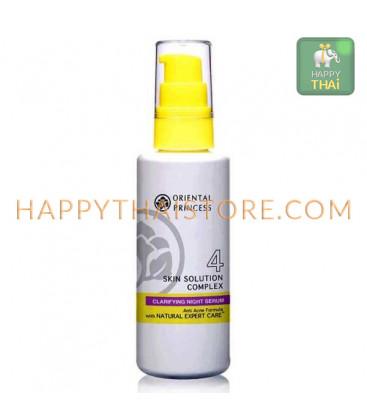 Oriental Princess Skin Solution Complex Anti Acne Clarifying Night Serum, 60 ml