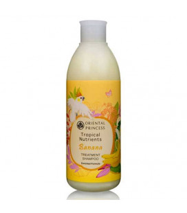 Oriental PrincessTropical Nutrients Banana Treatment Shampoo Enriched Formula, 250 ml