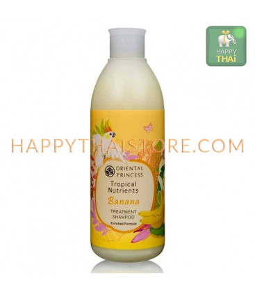 Oriental Princess Banana Treatment Shampoo, 250 ml
