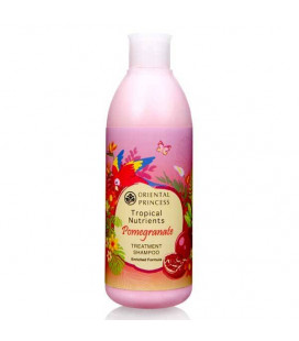 Oriental Princess Tropical Nutrients Pomegranate Treatment Shampoo Enriched Formula, 250 ml