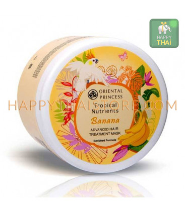 Oriental Princess Banana Advanced Hair Treatment Mask, 160 g