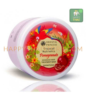 Oriental Princess Pomegranate Advanced Hair Treatment Mask, 160 g