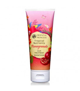 Oriental Princess Previous Previous Tropical Nutrients Pomegranate Hair Treatment Enriched Formula, 200 g