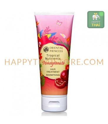 Oriental Princess Средство для лечения волос с экстрактом граната, 200 гр
