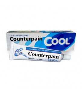 Cooling gel Counterpain Cool, 30g, 120g