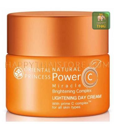 ORIENTAL PRINCESS Питательный крем для лица с витамином Е для очень сухой кожи, 50 гр