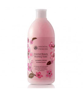 Oriental Princess Blooming Violet Shower Cream, 400 ml