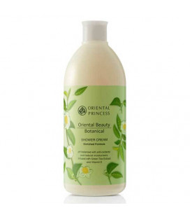 Oriental Princess Botanical Shower Cream, 400 ml
