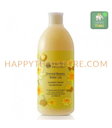 Oriental Princess Water Lily Shower Cream, 400 ml