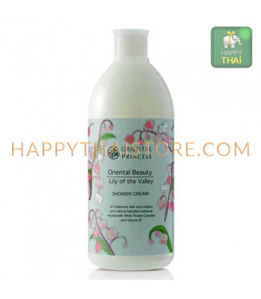 Oriental Princess Lily of the Valley Shower Cream, 400 ml