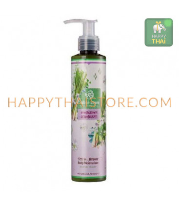 Sabai-arom Homegrown Lemongrass ' Feel So…Freshhh' Body Lotion, 200 ml